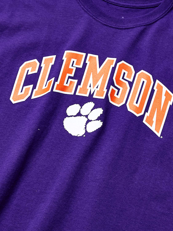 eLITe NCAA Herren Kurzarm-T-Shirt Alt Team Color Arch