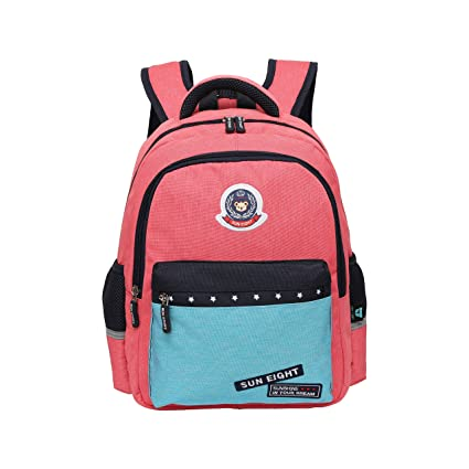 b2faca0b9388 KIDOMATE Polyester Backpack