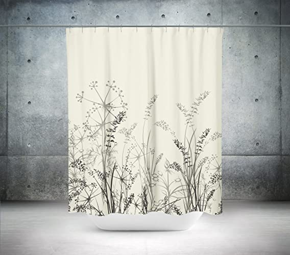 Wonderful Amazon.com: Country Rustic Farmhouse Shower Curtain Bathroom Decor  PD04