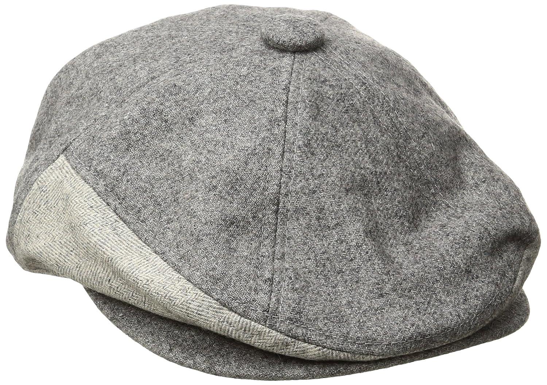 292ed4947fa New Era Cap Men s Ek Gray Fabric Mix 7panel Driver Hat at Amazon Men s  Clothing store
