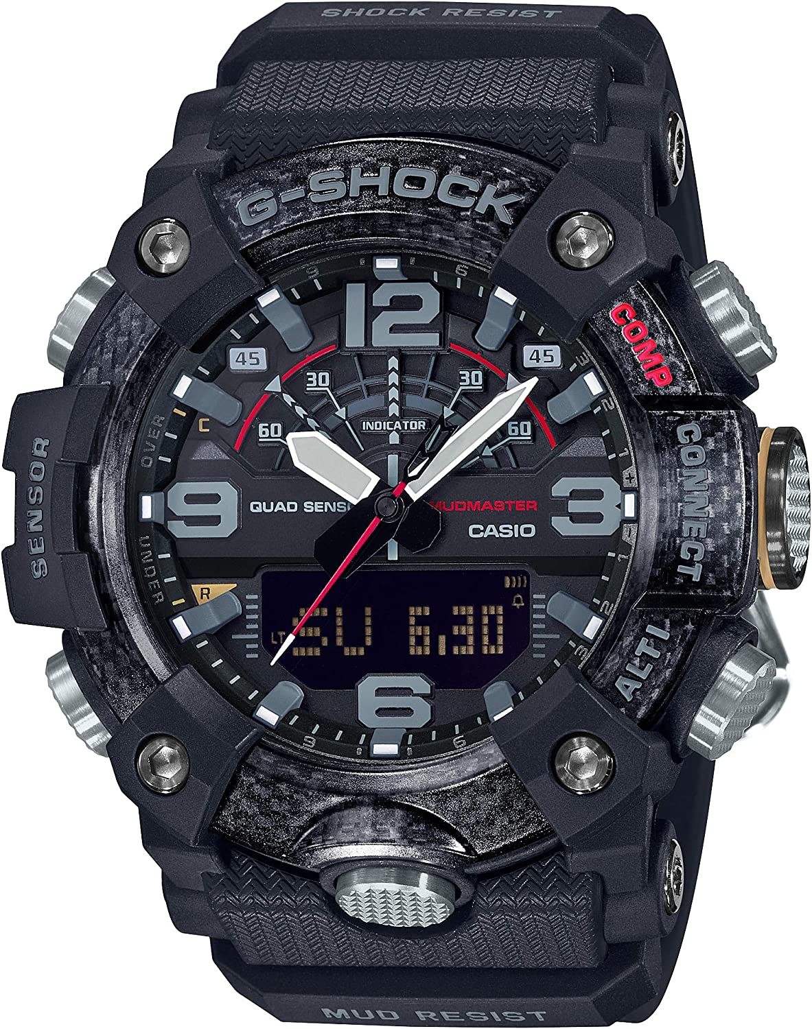 Casio G-SHOCK Mudmaster GG-B100-1AJF Bluetooth Mens Watch Japan Domestic Genuine Products