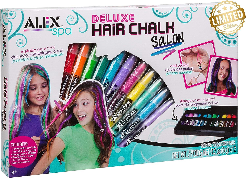 ALEX Toys Spa Deluxe Hair Chalk Salon - Limited Edition