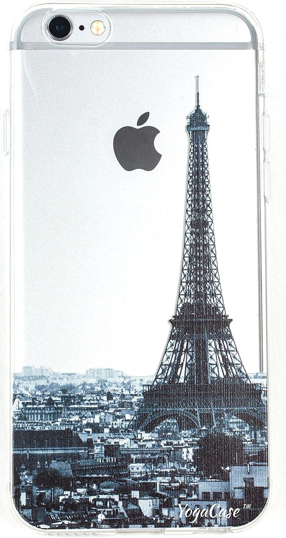 YogaCase InTrends Phone Case, Compatible with iPhone 5C (Cityscape Paris)