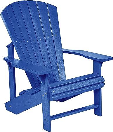 CRP Generations Classic Adirondack Fauteuil: Blue