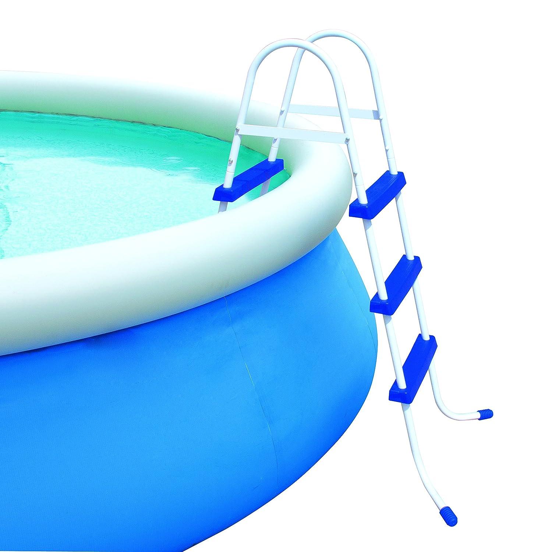 Escalera para piscina gallery of escalera lacada de for Escalera piscina desmontable