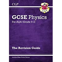Grade 9-1 GCSE Physics: AQA Revision Guide with Online Edition - Higher