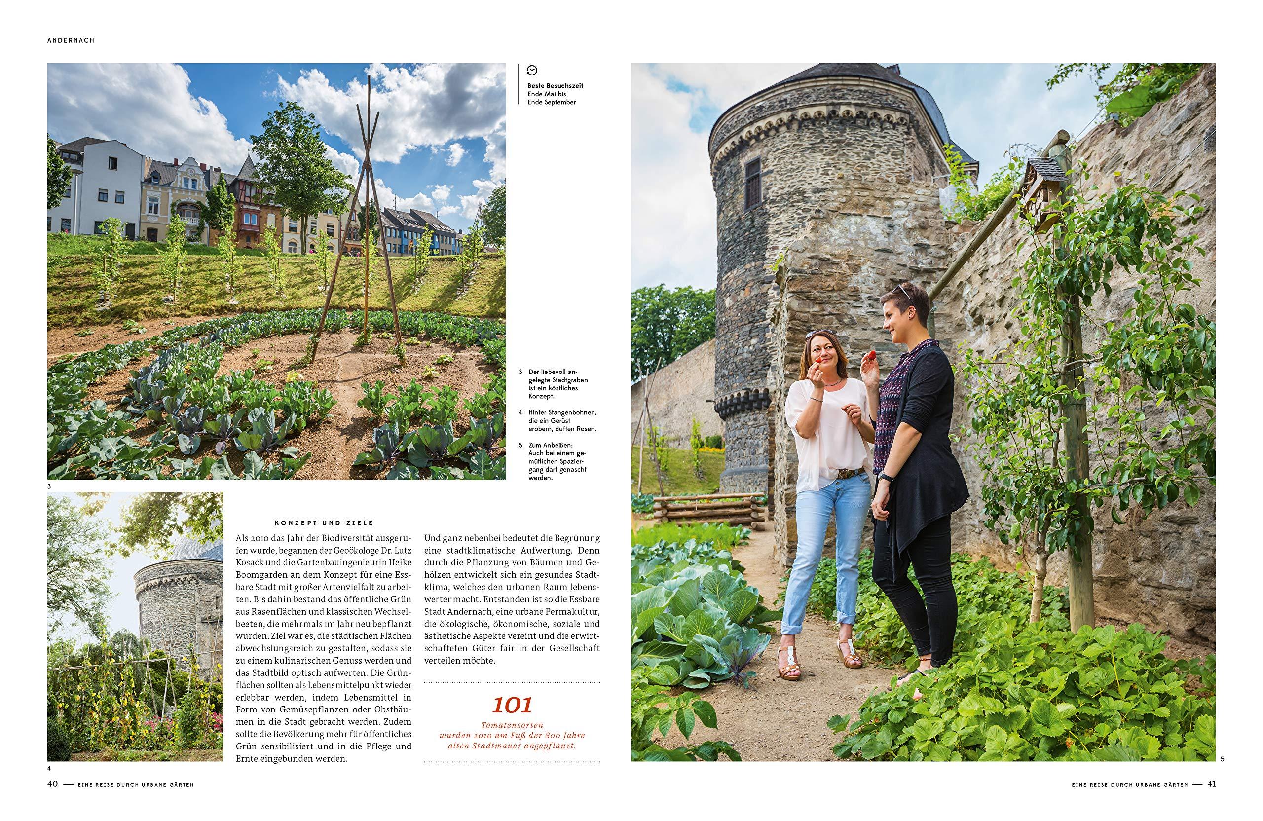 Rein Ins Grune Raus In Die Stadt Eine Reise Durch Urbane Garten