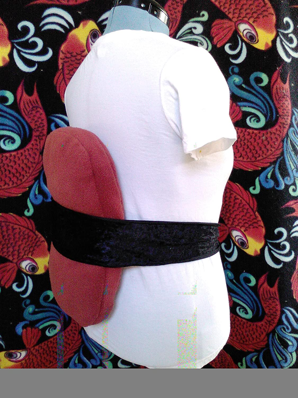 Sushi Costume Musubi 8 x 14 x 2 inches with Belt Regular size Halloween