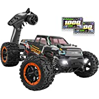 HAIBOXING Remote Control Car 16889, 1:16 Scale 2.4Ghz RC Cars 4x4 Off Road Trucks, Waterproof RTR RC Monster Truck 36KM…