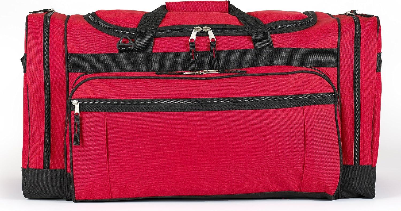 136e690f0284 Liberty Bags Explorer Large Duffel Bag (Red) (ALL)