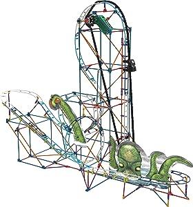 K'nex Thrill Rides-Kraken's Revenge Roller Coaster Building Set-Ages 9+ -Engineering Education Toy