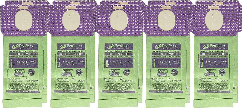 Extreme Intercept Micro proforce 10 Pack 103483 Proteam Bolsa de papel