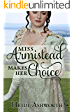 Miss Armistead Makes Her Choice
