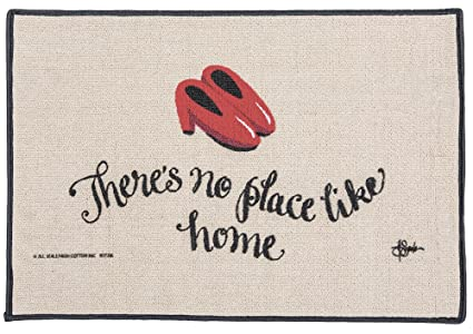 Amazoncom High Cotton Inc Theres No Place Like Home Doormat