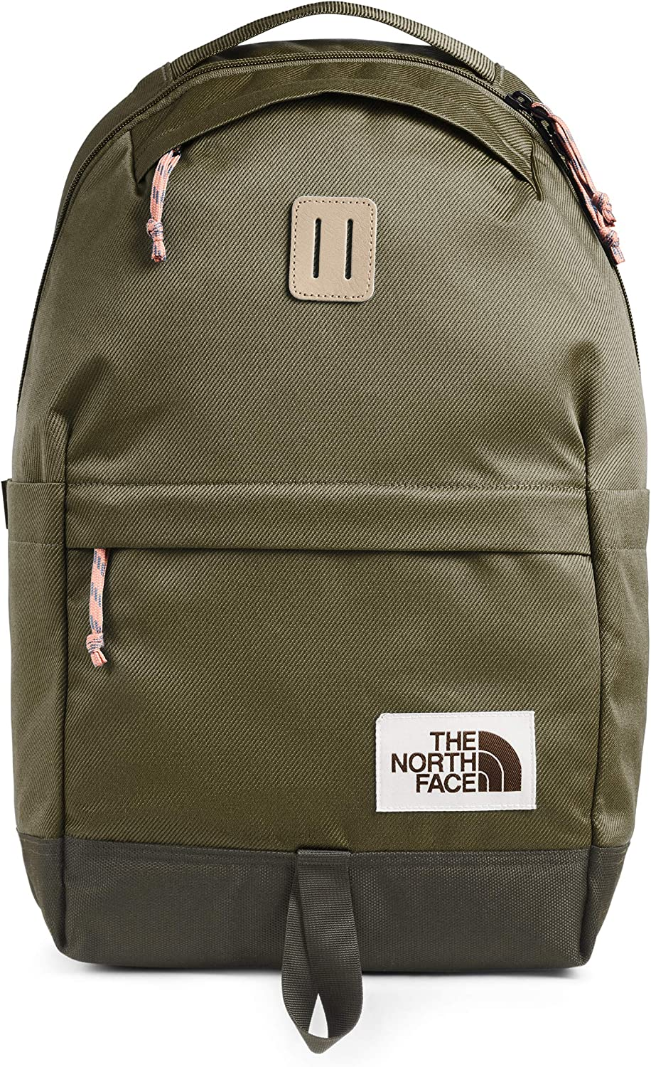 The North Face Daypack Burnt Olive Green/New Taupe Green One Size