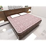 Comfortis Budget Orthopedic Queen Size/Double Bed Coir Mattress Sensillo Admire 78X60X5 - Limited Period Offer Buy Now and get Two Recron Pillows Absolutely Free