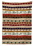 Ambesonne Primitive Decor Tablecloth by, Tribal