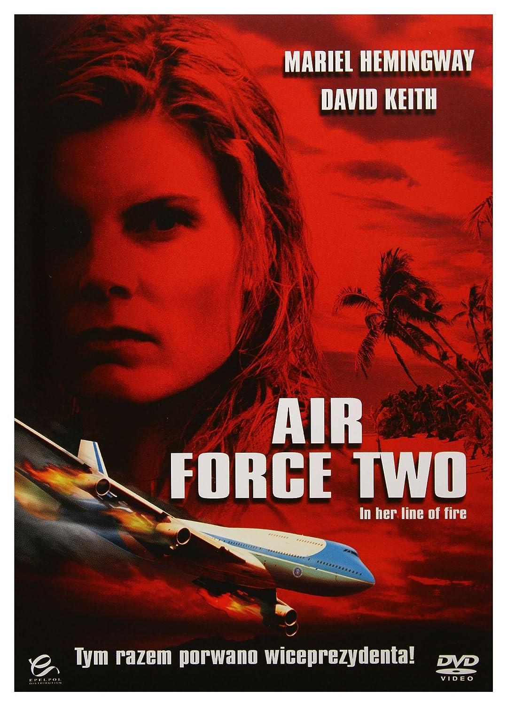 In Her Line of FireAir Force 2 DVD Pas de version français