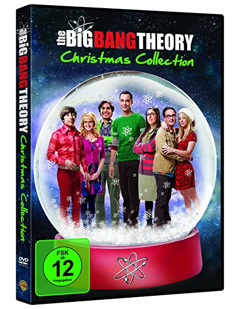 The Big Bang Theory - Christmas Collection (DVD): Amazon.co.uk ...