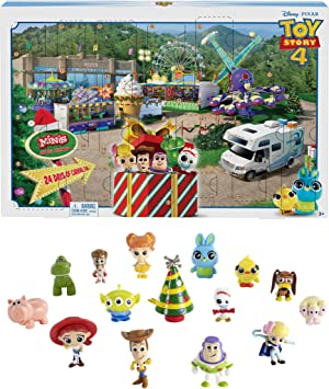 Sambro Disney Princess Calendrier De Lavent Multicolore Calendriers De L Avent Jeux Et Jouets