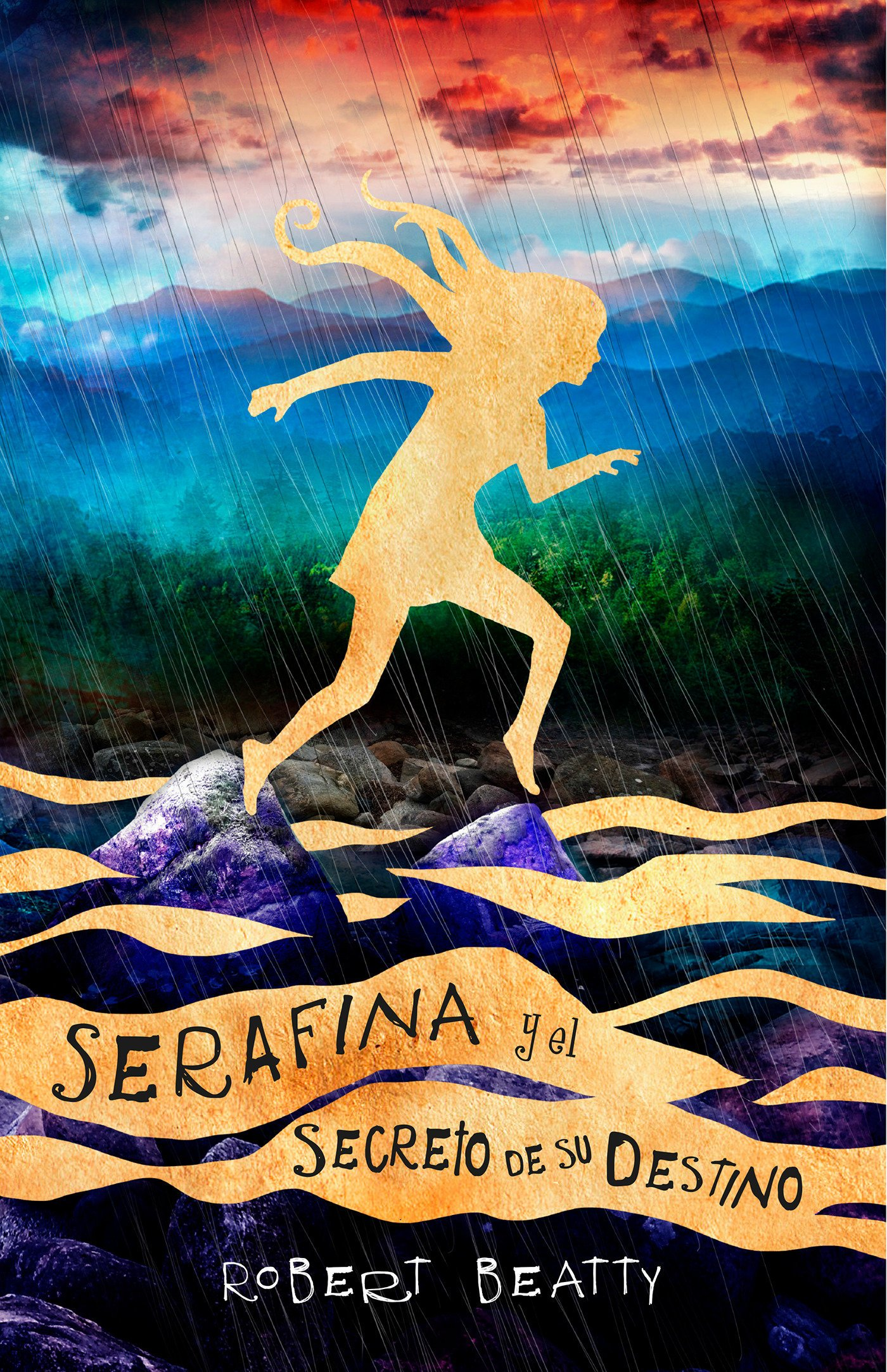 Serafina y el secreto de su destino/ Serafina and the Splintered Heart (Spanish Edition) by Alfaguara Infantil