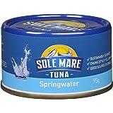 Sole Mare Tuna Springwater, 95g