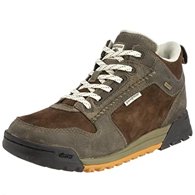 cfa77284a35 Patagonia Men s Boaris Waterproof Mid Waterproof Boot Alpaca Brown T50701  14 UK