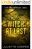 Witch at Last (A Jinx Hamilton Mystery Book 3) (English Edition)