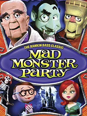 Mad Monsters Party