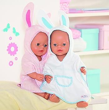 BABY BORN Bademantel für Boy und Girl: Amazon.de: Küche & Haushalt