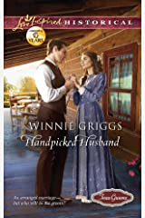Handpicked Husband (Texas Grooms Book 1) Kindle Edition