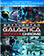 Battlestar Galactica: Blood & Chrome (Unrated Edition) (Blu-ray + DVD + Digital Copy + UltraViolet) (Sous-titres français)