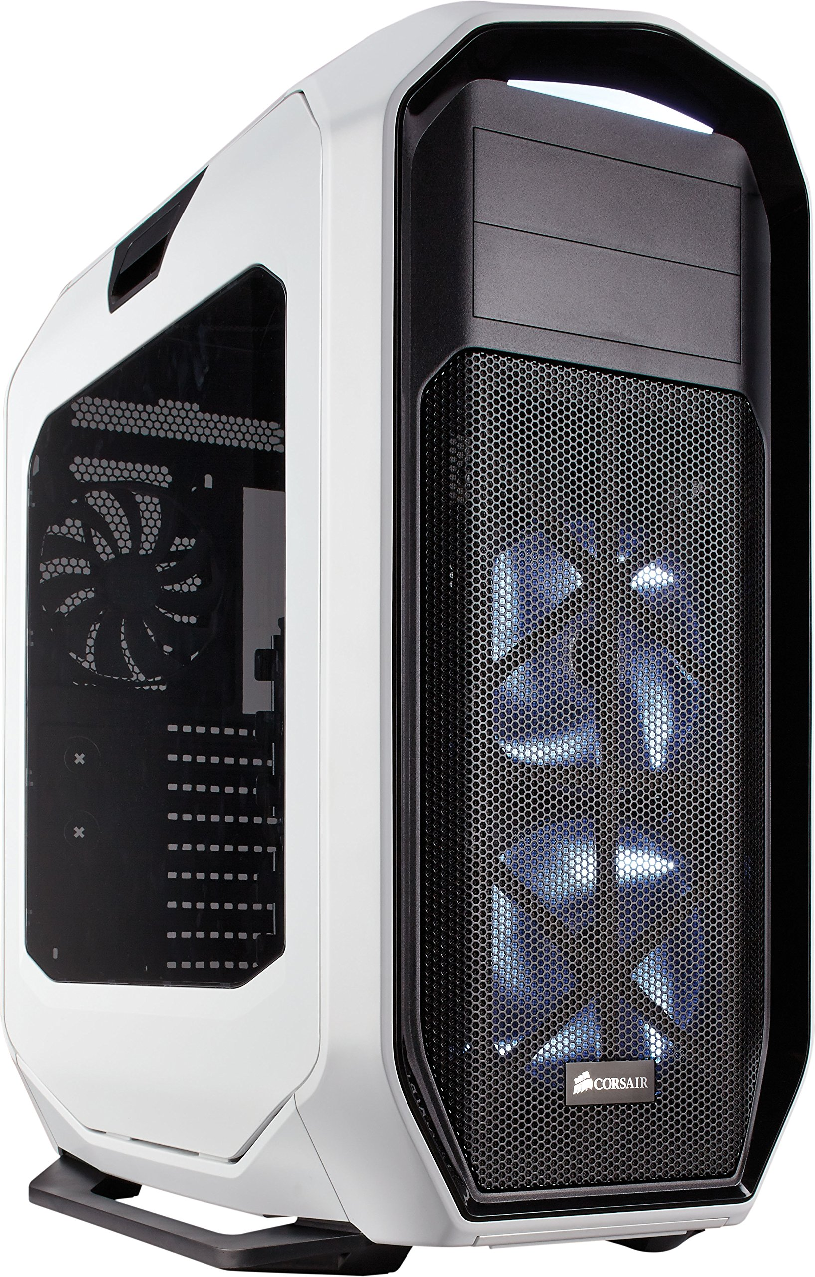 Corsair Graphite Series 780T Full Tower PC Case - White by Corsair