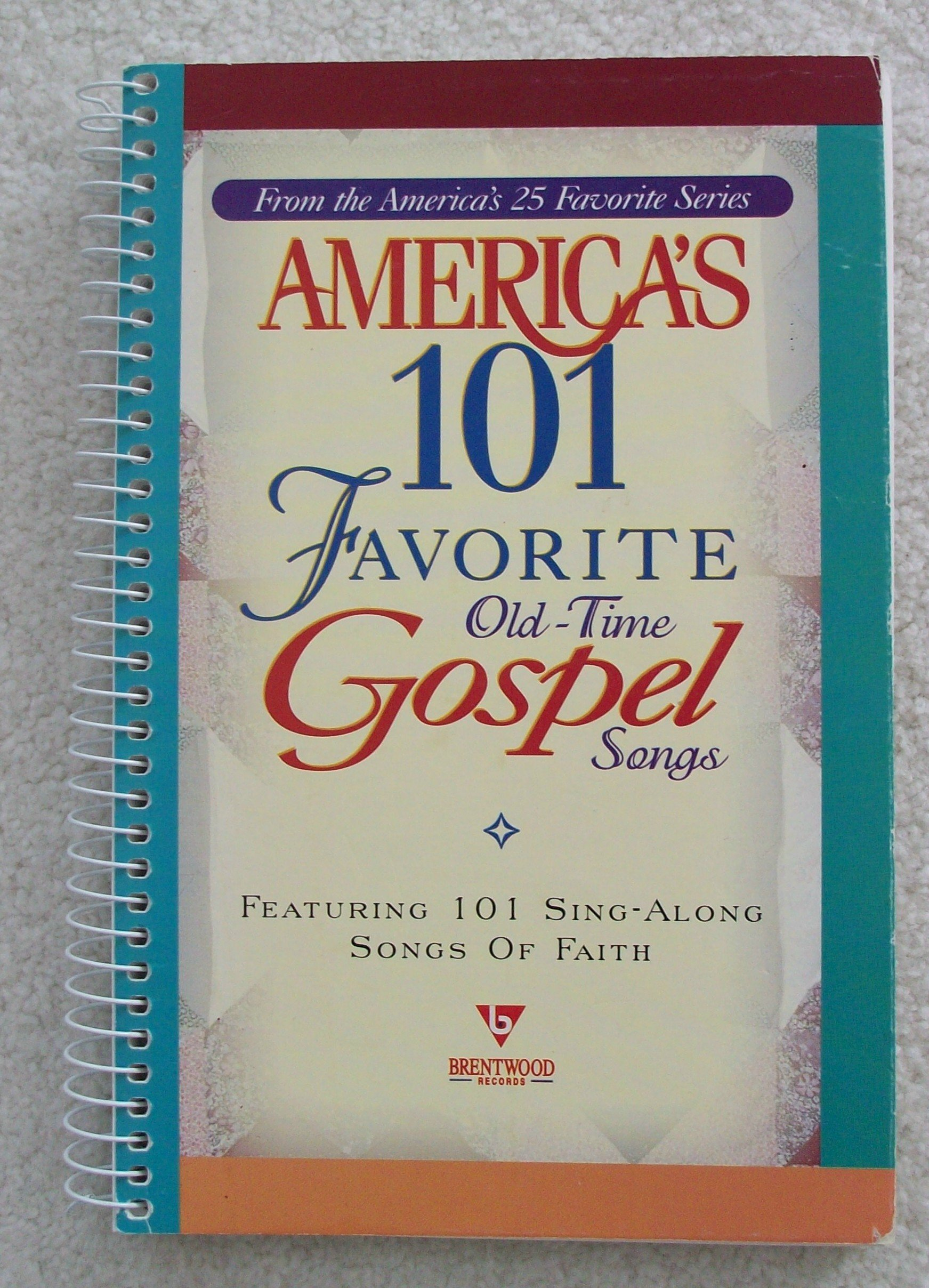 America's 101 Favorite Old-Time Gospel Songs: Larry Mayfield