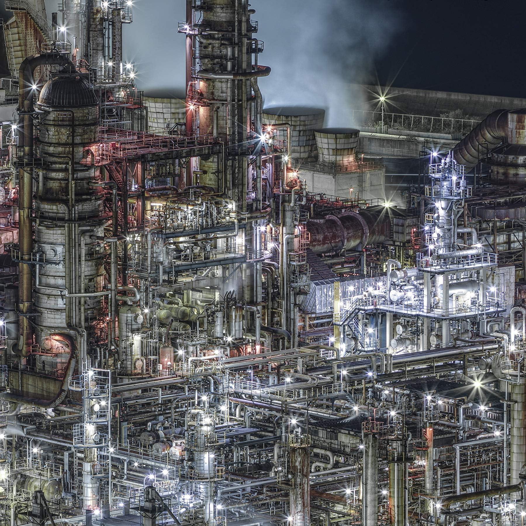 工場 Ipad壁紙 工場夜景 その他 スマホ用画像145463