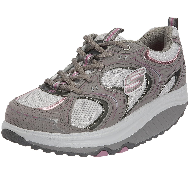Skechers Women's Shape Ups Action Packed Fitness Walking Shoe