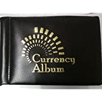 IHC Currency Note Album For Keeping 36-72 Notes