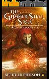 The Glimmer Steel Saga, Boxed Set, Books 1 - 4