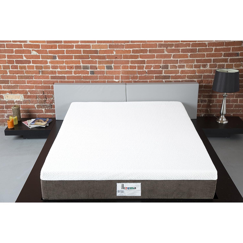 mattress in a box. amazon.com: ikrema 11 inch maxcomfortpedic memory foam mattress in a box: kitchen \u0026 dining box