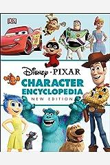 Disney Pixar Character Encyclopedia New Edition (Dk Disney) Kindle Edition