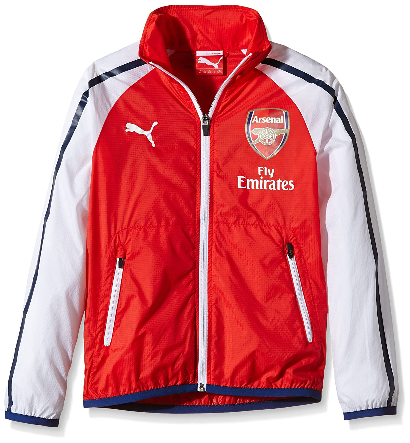 PUMA Kinder Jacke AFC Anthem Jacket With Sponsor
