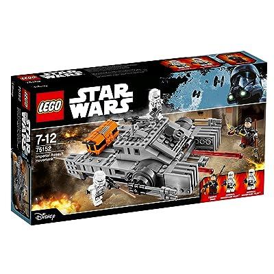 Lego 75152 - Star Wars - Jeu de Construction - Imperial Assault Hovertank