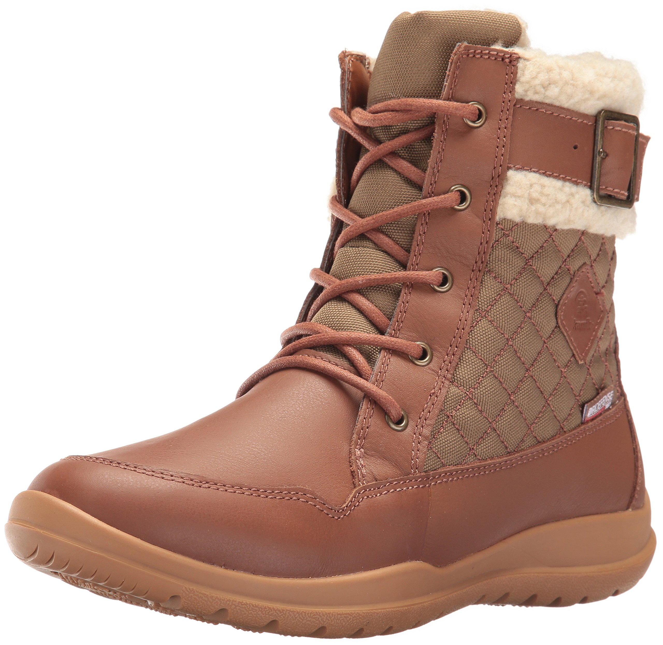 Kamik Women's Barton Snow Boot, Tan, 10 M US by Kamik (Image #1)