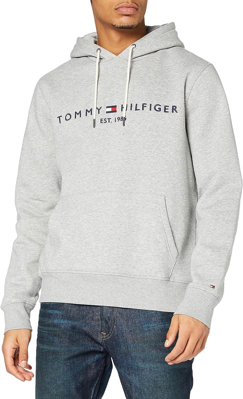 Tommy Hilfiger Mens Tommy Jeans Hoodie Sweatshirt Sweatshirt