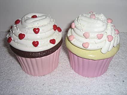 Ganz Valentine's Day Decorated Cupcake Boxes 40 Amazonca Home Mesmerizing Decorative Cupcake Boxes