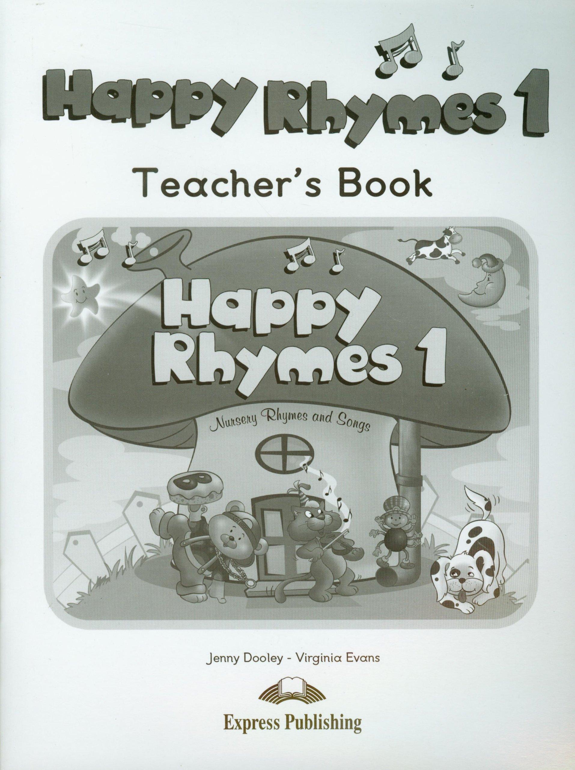 Happy Rhymes 1 Teacher's Book (international) pdf epub