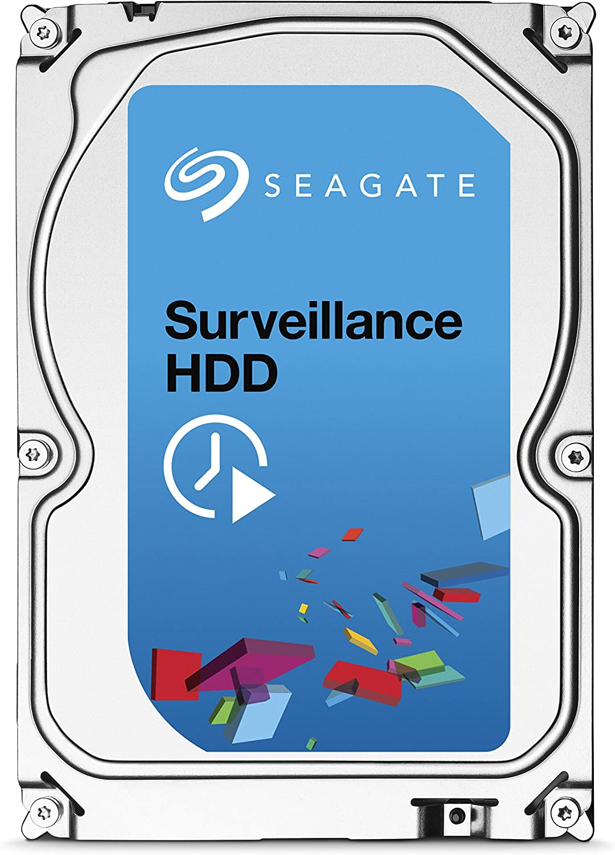 Seagate Surveillance 3 Tb Serial ATA-600 5900 Rpm 64mb Cache 3.5 Inch Internal Hard Drive Old Model St3000vx006