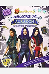 Welcome to Auradon: A Descendants 3 Sticker and Activity Book Paperback
