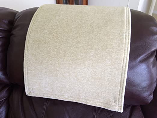 Funda para silla reclinable Pad reposacabezas muebles ...