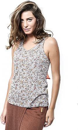 Mamatayoe Mandarina Camiseta para Mujer